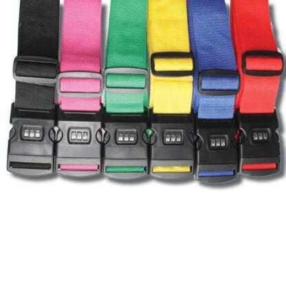 kofferriemen diverse kleuren